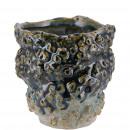 mayorista Jardin y Bricolage: Cubo de cerámica Tocoa, D12cm, H12cm, para TO10, v